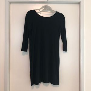 Ava Sky Dress Giada. Black. XS